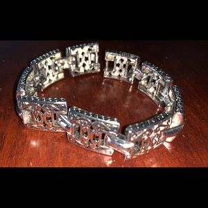 Retired Brighton link bracelet